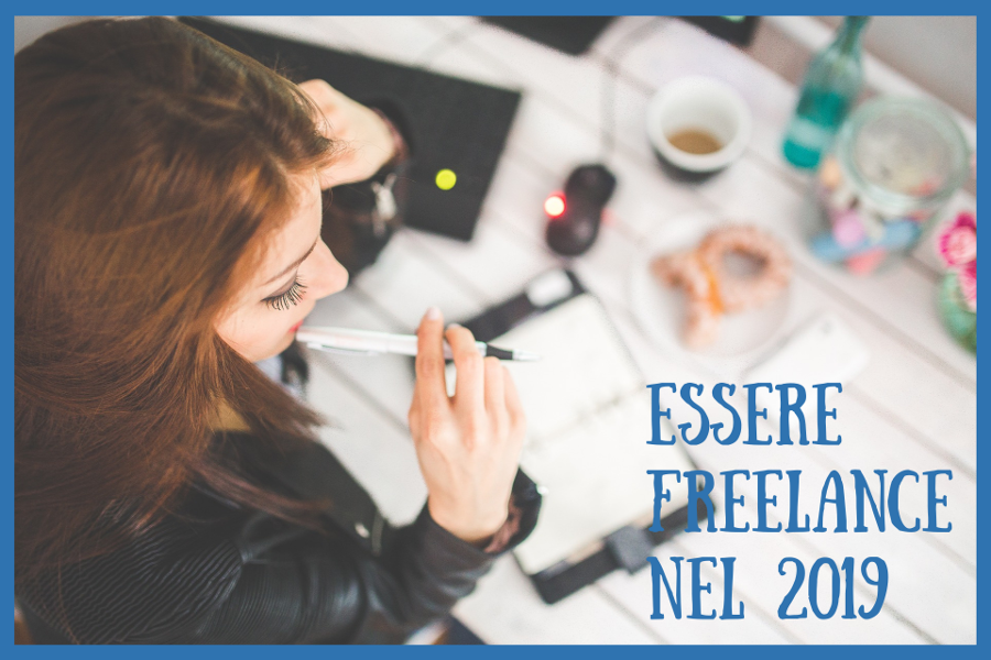 Essere Freelance 2019